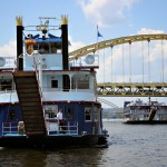 Gateway Clipper Duchess - piloted by Captain Kathleen Denham