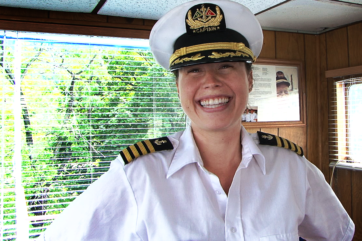 Captain Kathleen Denham, Gateway Clipper Fleet
